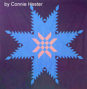 Hunter's Star Quilts - Classic Quilts of Vermont